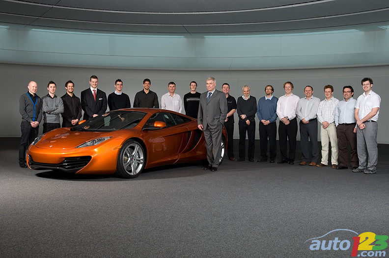 McLaren Automotive: The Launch Of A New Car Company