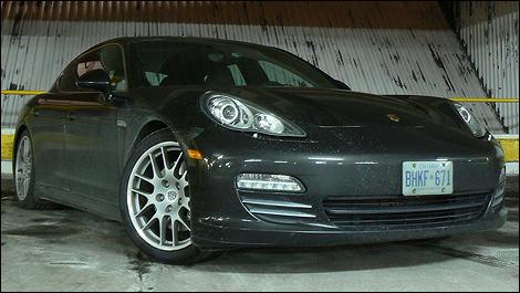 Porsche Panamera 4S