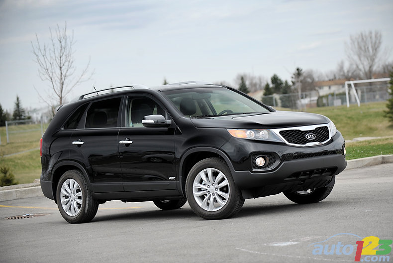 Auto Design  Upcoming Cars 2012 kia sorento white cars wallpapers