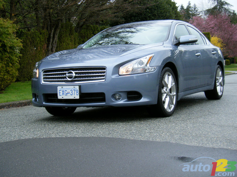 2010 nissan maxima 3 5 sv review photo gallery. Black Bedroom Furniture Sets. Home Design Ideas