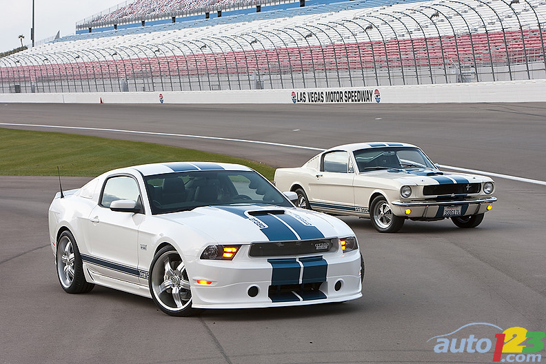 Driven By Consumer Demand Shelby Expands GT350 Line