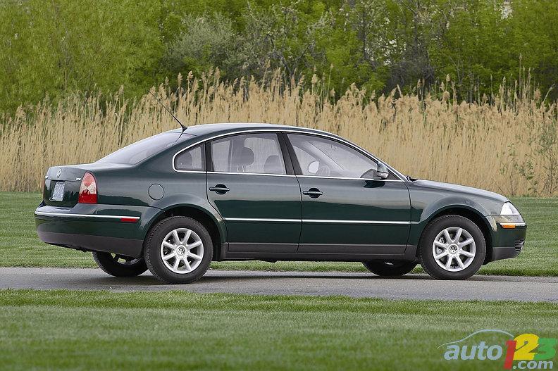 Volkswagen Passat 1998-2005 : occasion