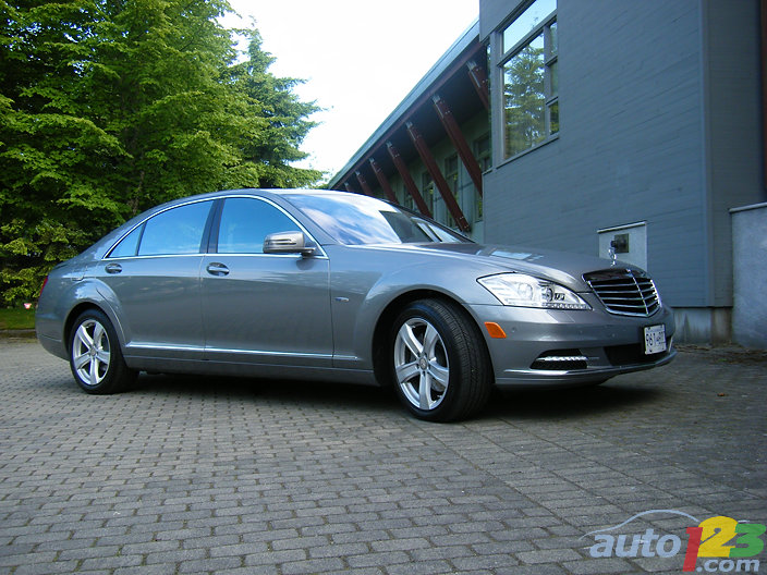 2010 Mercedes-Benz S400 Hybrid Review