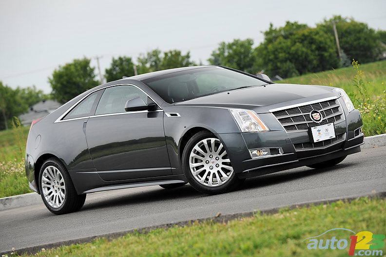 Used Cadillac Cts Coupe >> 1/64 Diecast Fun: August 2011