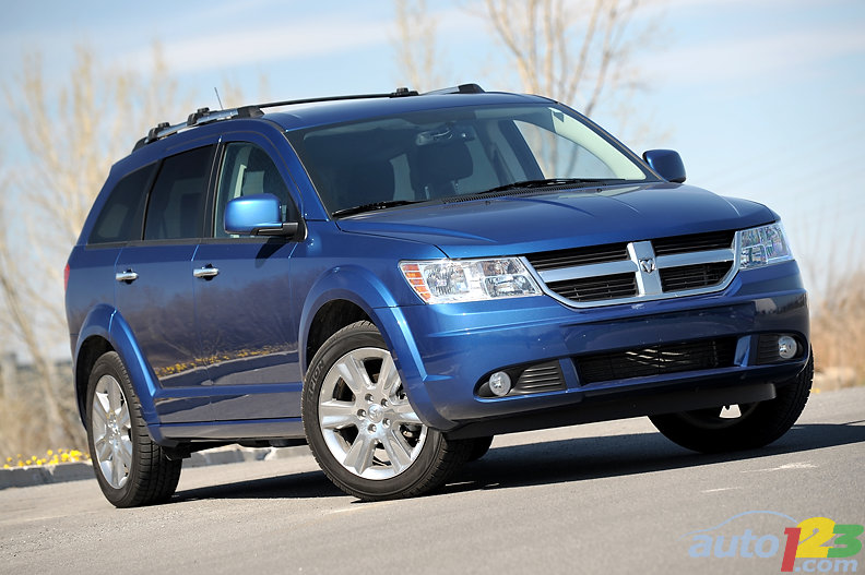 2010 Dodge Journey Rt Awd. 2010 Dodge Journey R/T Review