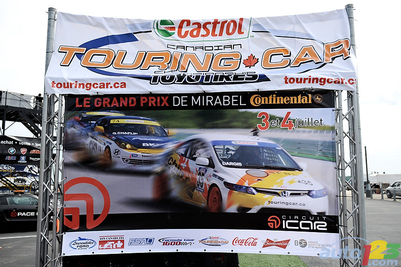 Canadian Touring: Nick Wittmer wins both races at Grand Prix de Mirabel at Circuit ICAR