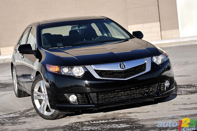 2010 Acura TSX V6 TECH Review: Photo Gallery | Auto123.com
