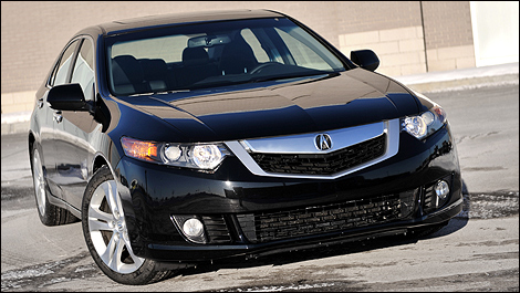 2010 acura tsx v6 tech review car news auto123. Black Bedroom Furniture Sets. Home Design Ideas