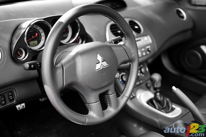 Mitsubishi Eclipse 2011 Interior. 2011 Mitsubishi Eclipse Spyder