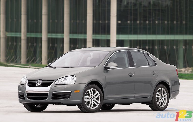 Volkswagen Jetta/Rabbit 2006-2010 : occasion (5 images)
