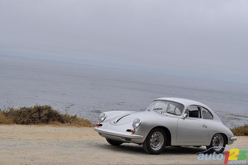 Porsche 356 Carrera 2. 1960 Porsche 356B