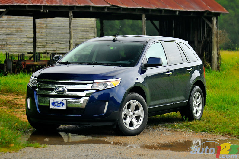 2011 ford edge auto123 toronto