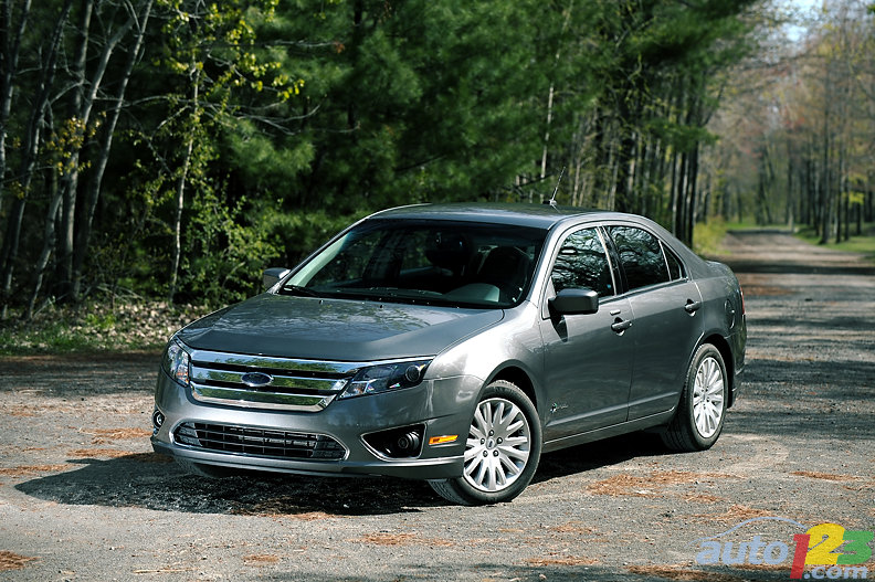 2010 ford fusion hybrid review canada. Black Bedroom Furniture Sets. Home Design Ideas