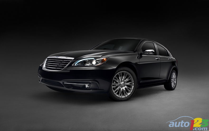 Full Gallery : The New 2011 Chrysler 200