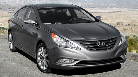 2011 Hyundai Sonata Turbo I01