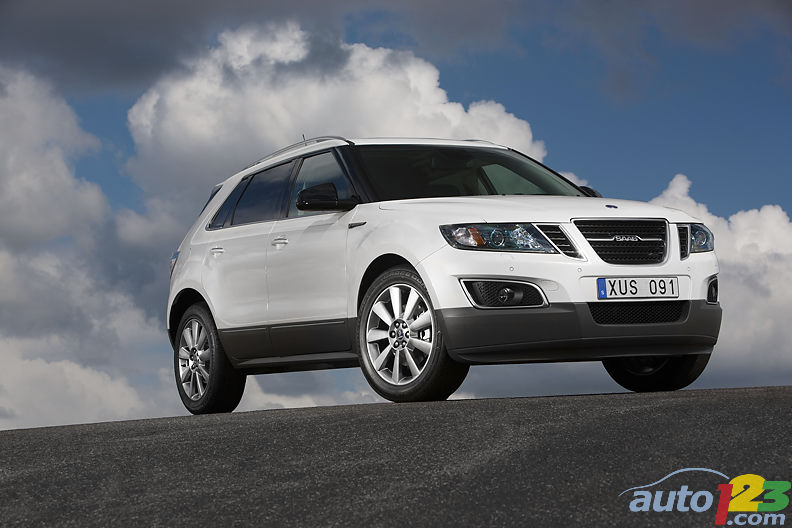New Saab 9-4X coming in North America in May