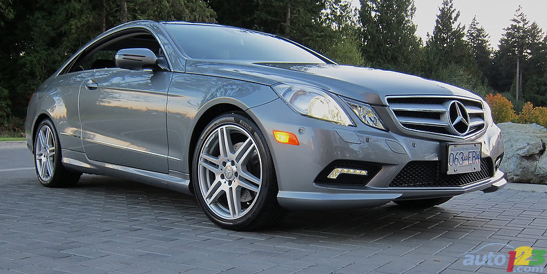 List of car and truck pictures and videos auto123 for 2010 mercedes benz e350 coupe