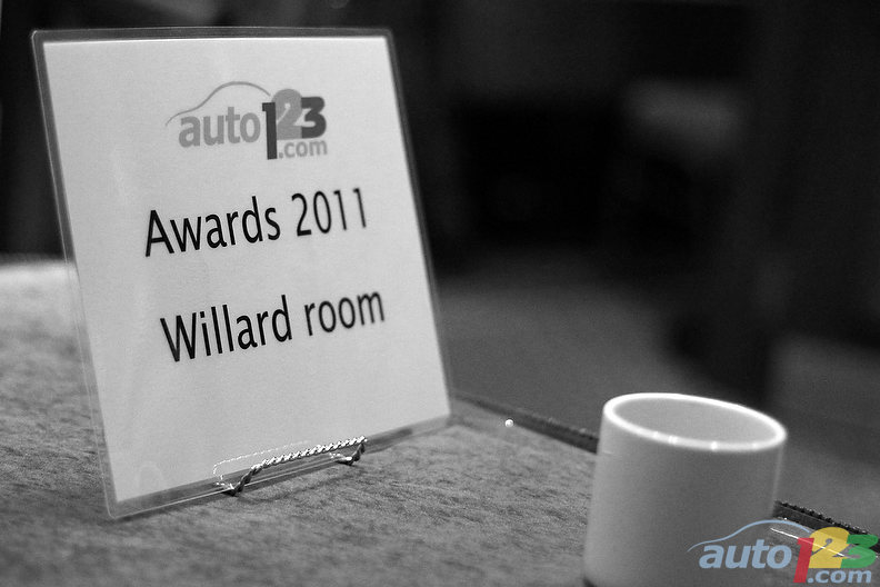 2011 Auto123.com Awards - winners announced