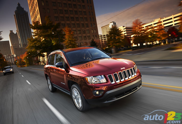 Jeep Compass 2011 : aper�u