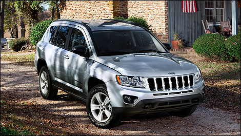 jeep compass 2011 aper u nouvelles auto123. Black Bedroom Furniture Sets. Home Design Ideas
