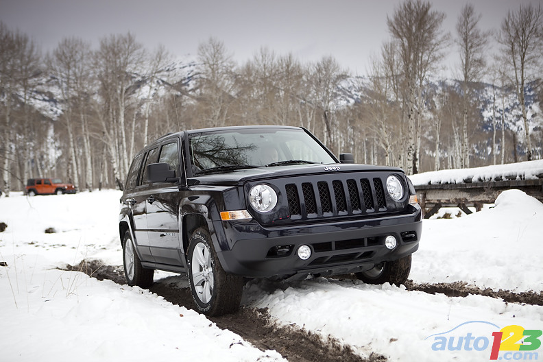 2011 Jeep Patriot Preview