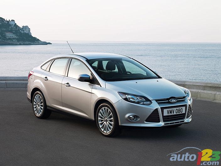 ford focus 2012 sedan. 2012 Ford Focus Preview