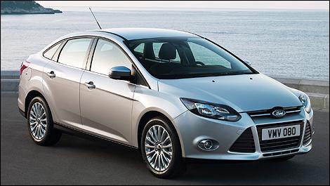 ford focus 2012 sedan. 2012 Ford Focus Preview - Car