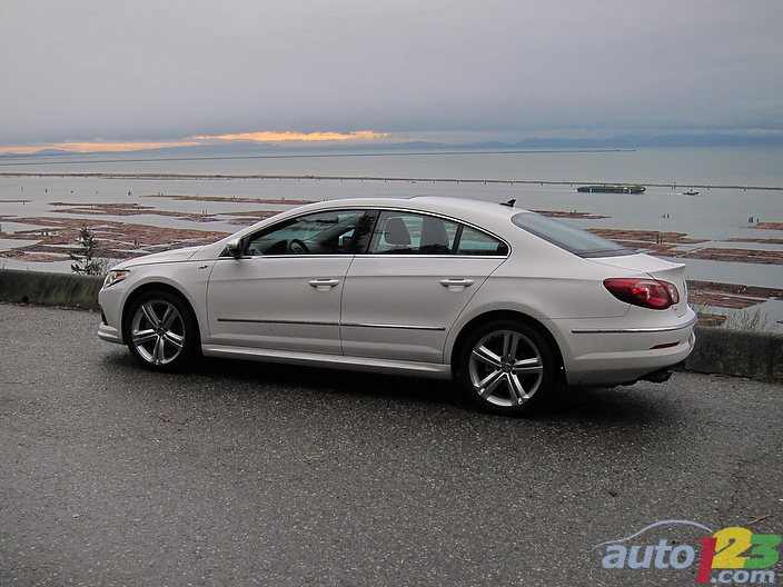 2011 Volkswagen CC 2.0 TSI Highline Review: Photo Gallery | Auto123 ...