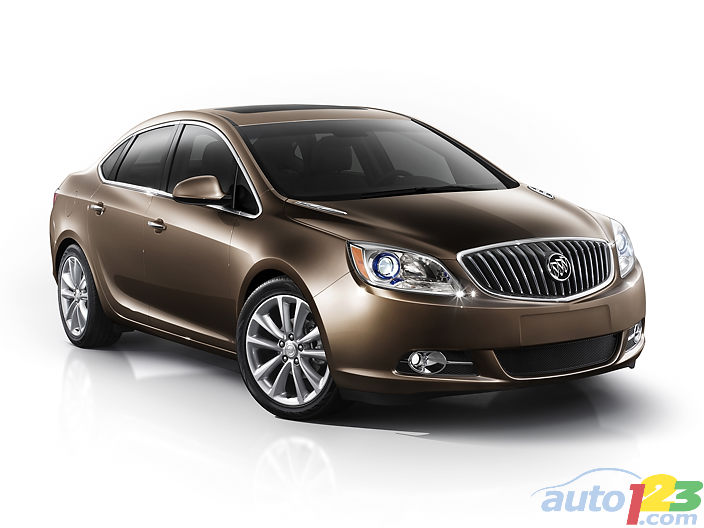 Detroit 2011: All-new Buick Verano set for debut