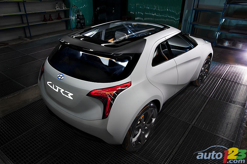 Detroit 2011: Hyundai reveals Curb concept vehicle