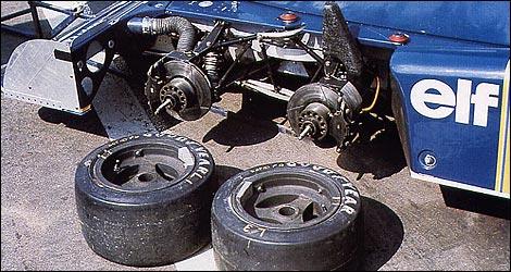 derek gardner le p re de la tyrrell 6 roues est mort. Black Bedroom Furniture Sets. Home Design Ideas