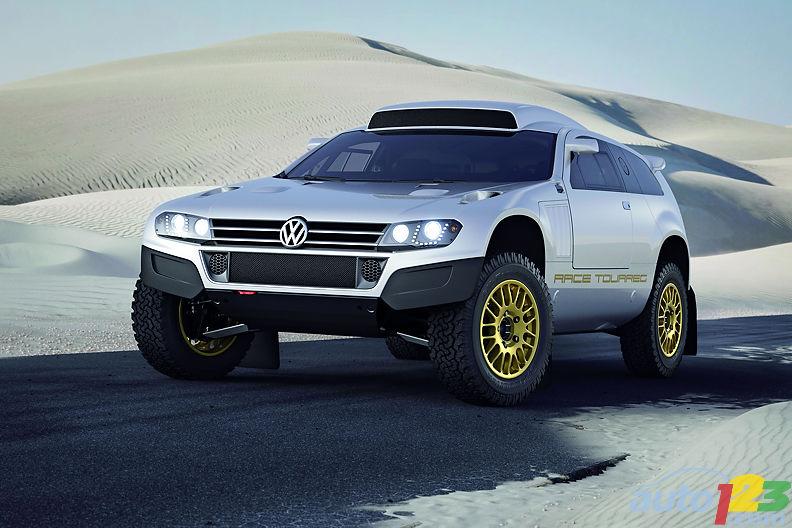 Volkswagen Touareg 3 Dakar. 2011 VW Touareg Hybrid won#39;t