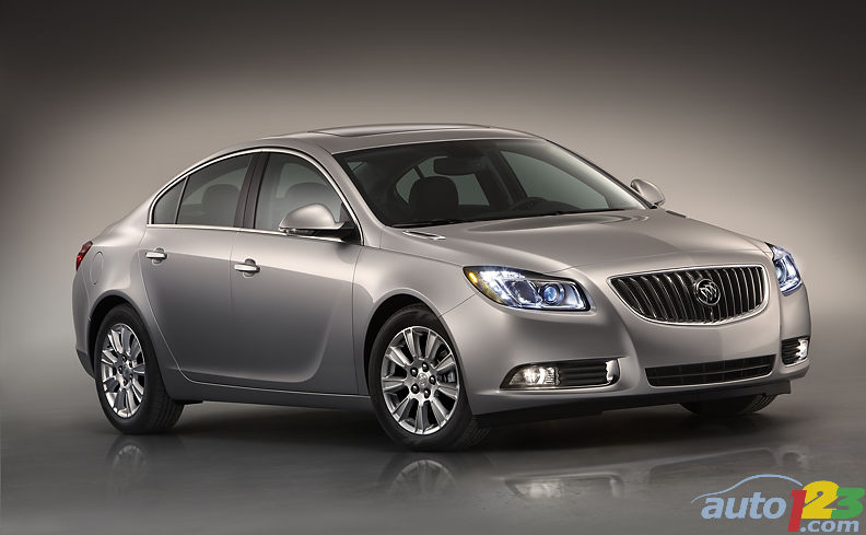 2012 Buick Regal to feature eAssist