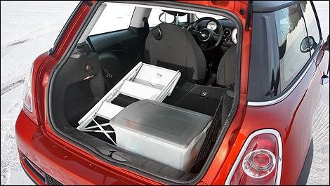 mini cooper s 2011 essai routier. Black Bedroom Furniture Sets. Home Design Ideas