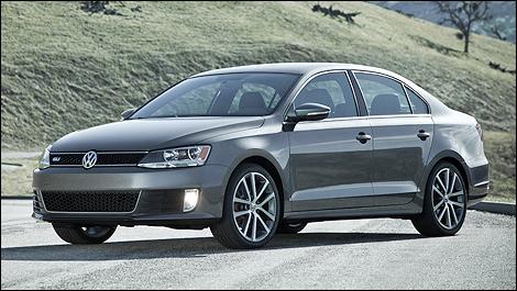 Vw Jetta 2012. Photo: Volkswagen