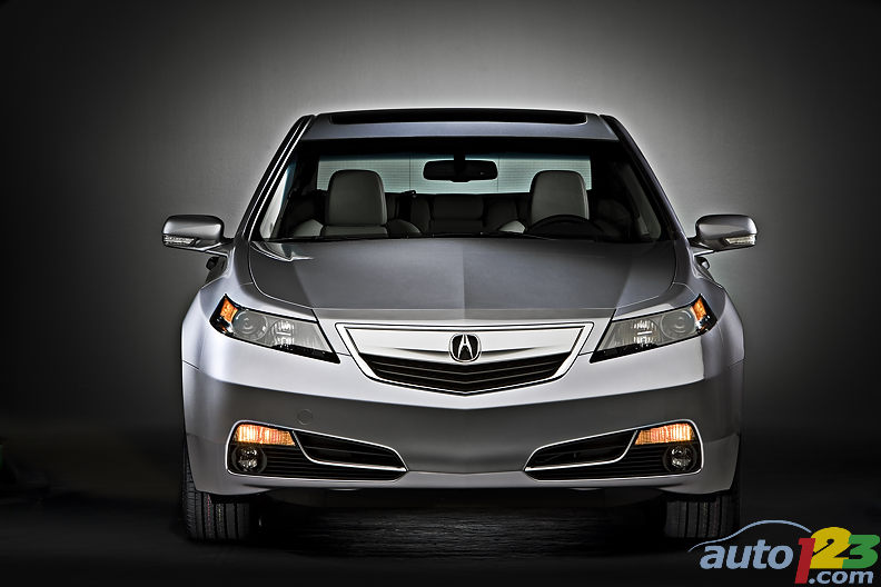 Chicago 2011: Acura launches 2012 TL