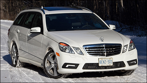 Mercedes Benz E-Class wagon