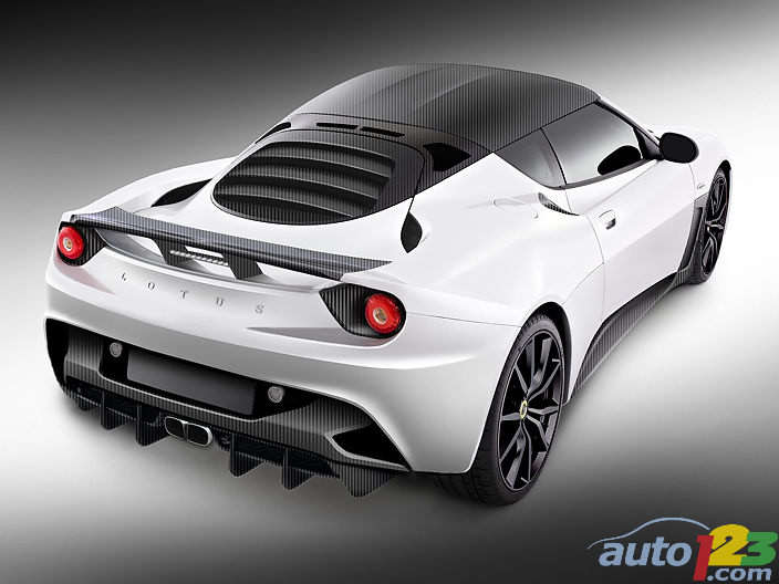 A glimpse at Lotus product customization with the Evora