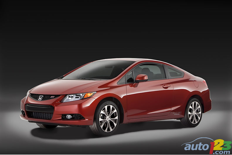 Honda gives more info about 2012 Civic