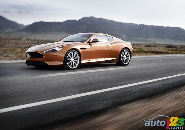 The latest scoop on the future Aston Martin Virage