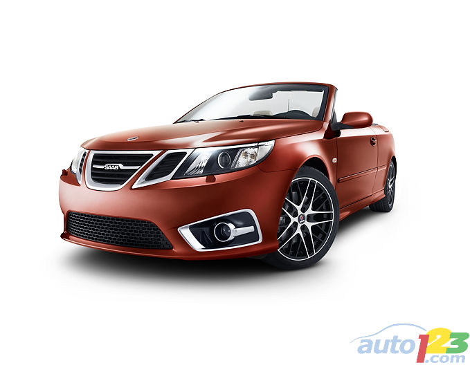 Saab celebrates divorce from GM with 9-3 Independence Edition