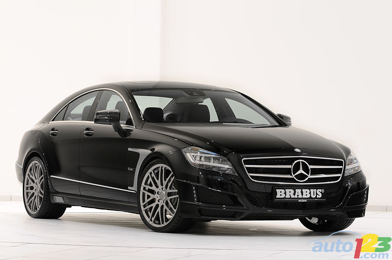 2007 brabus mercedes benz cl coupe. for 2012 Mercedes-Benz CLS