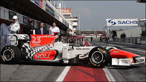 F1 - Page 15 Hispania