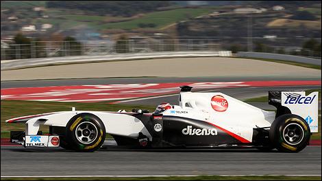 F1 - Page 15 Sauber