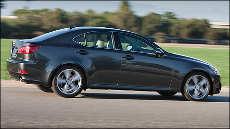 Lexus Is 350 Awd. Driving the 2011 Lexus IS 350