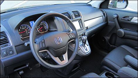 2011 Honda Cr V Ex L Navi Review Auto123 Com