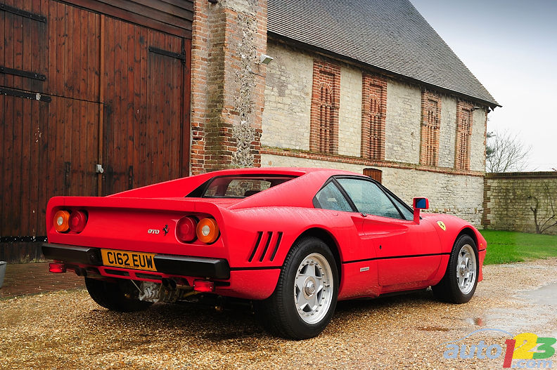 Five Ferraris at Bonhams auction, including Jenson Button's