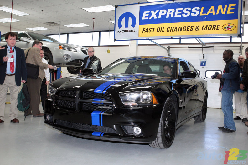 2011 Dodge Charger Mopar Edition