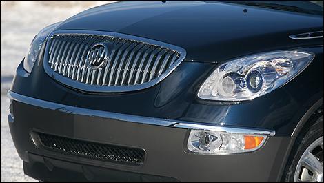 2011 Buick Enclave Cxl. 2011 Buick Enclave CXL Review