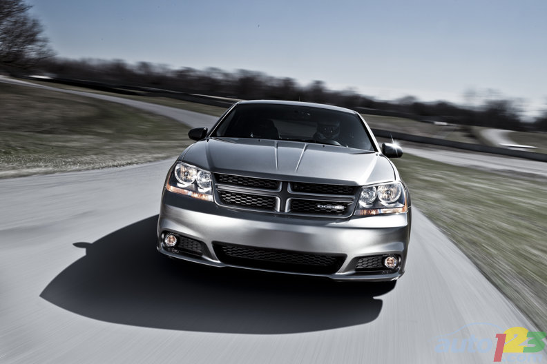 Dodge Avenger R/T makes world debut in New York